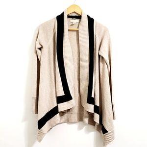 Banana Republic | Knit Ribbed Cardigan Sweater